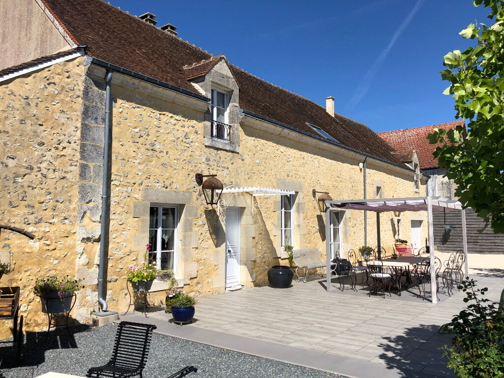 Maison à vendre 5 250m2 à Champrond-en-Perchet vignette-17