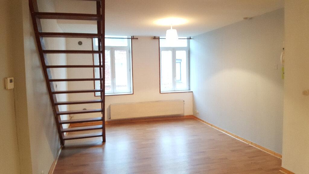 Appartement à louer 3 56.3m2 à Faches-Thumesnil vignette-2