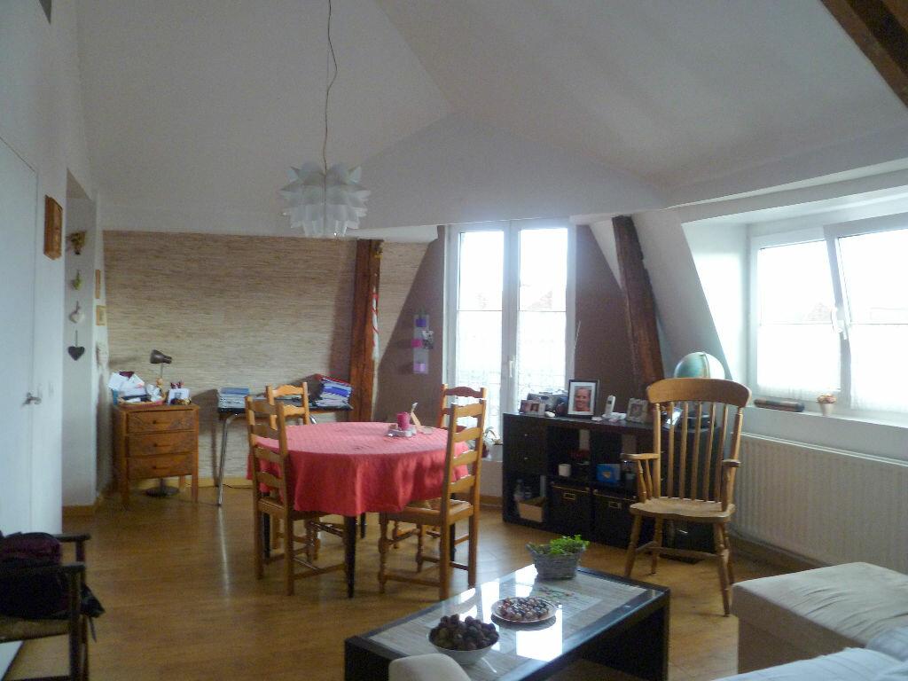 Appartement à louer 2 58m2 à Tourcoing vignette-1