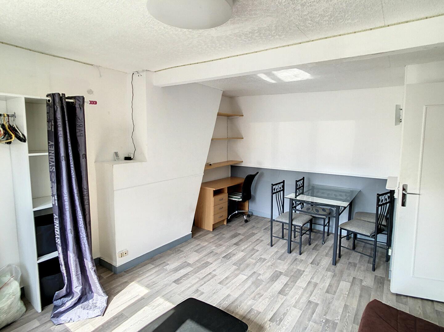 Appartement à louer 1 21.02m2 à Lille vignette-2