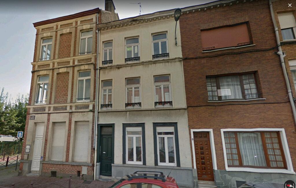 Appartement à louer 1 18.83m2 à Lille vignette-1