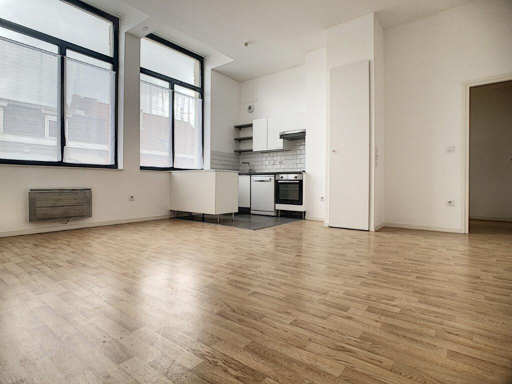 Appartement à vendre 3 60m2 à Tourcoing vignette-1