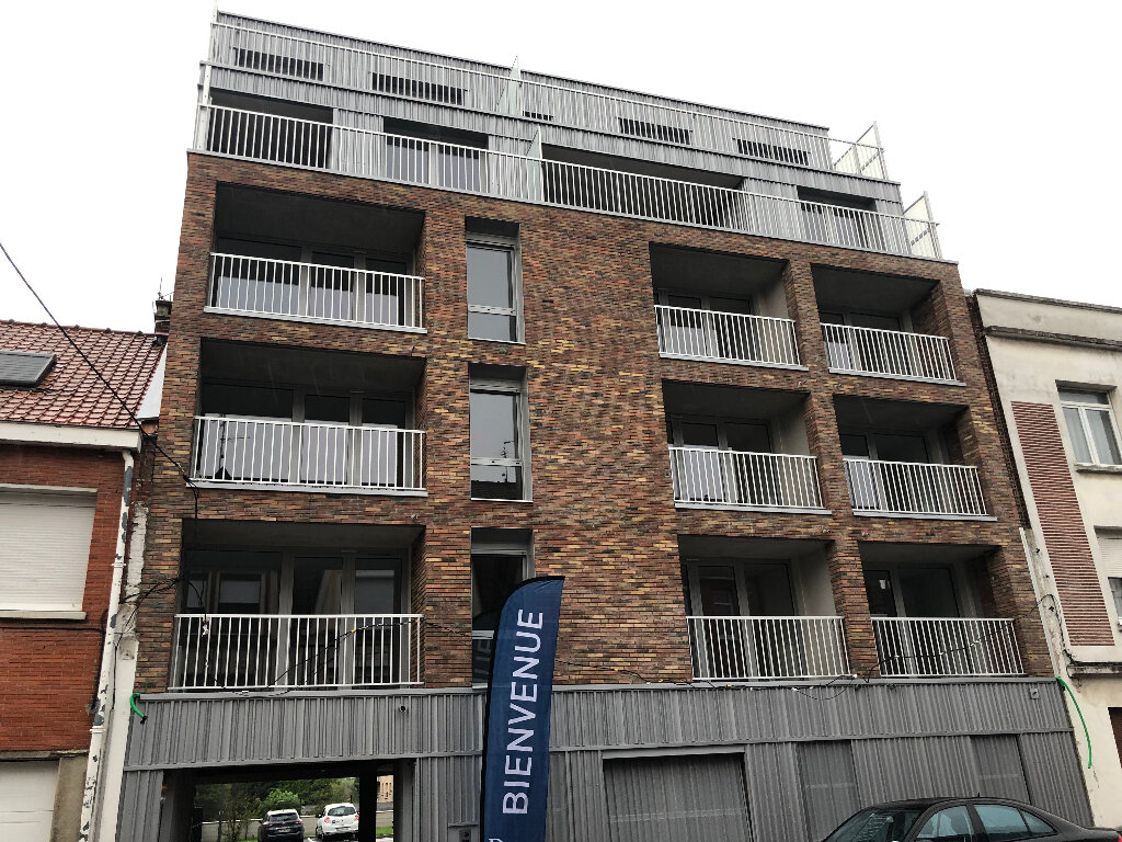Appartement à louer 2 45.4m2 à Marcq-en-Baroeul vignette-9