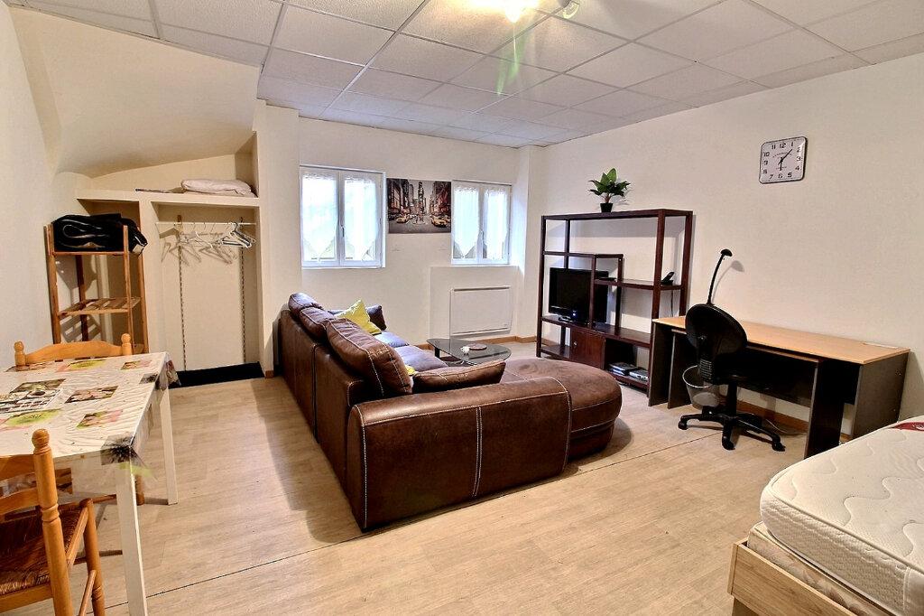 Appartement à louer 1 30m2 à Roanne vignette-1