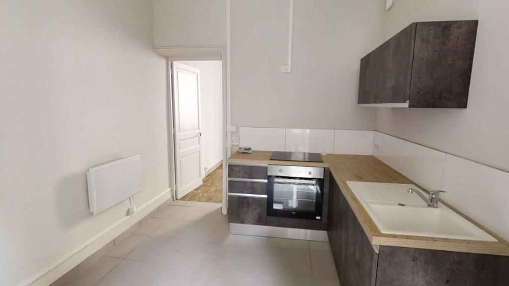 Appartement à louer 1 32m2 à Roanne vignette-1