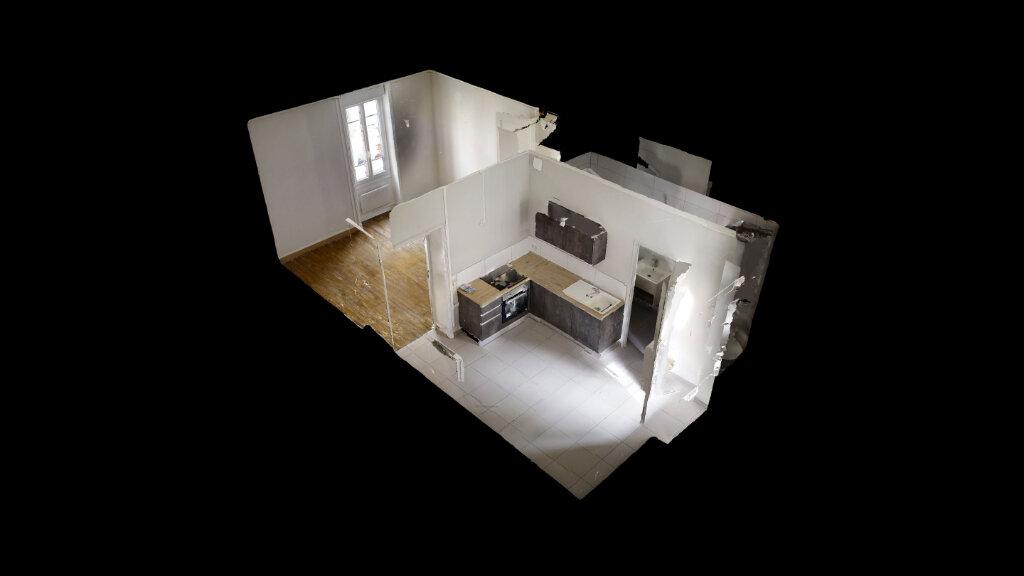 Appartement à louer 1 32m2 à Roanne vignette-5