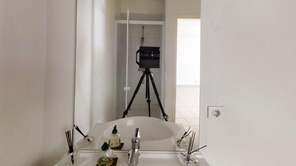 Appartement à louer 1 20.83m2 à Roanne vignette-3