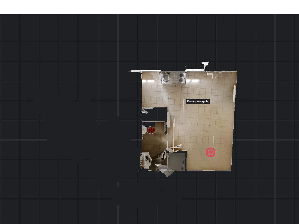 Appartement à louer 1 20.83m2 à Roanne vignette-7