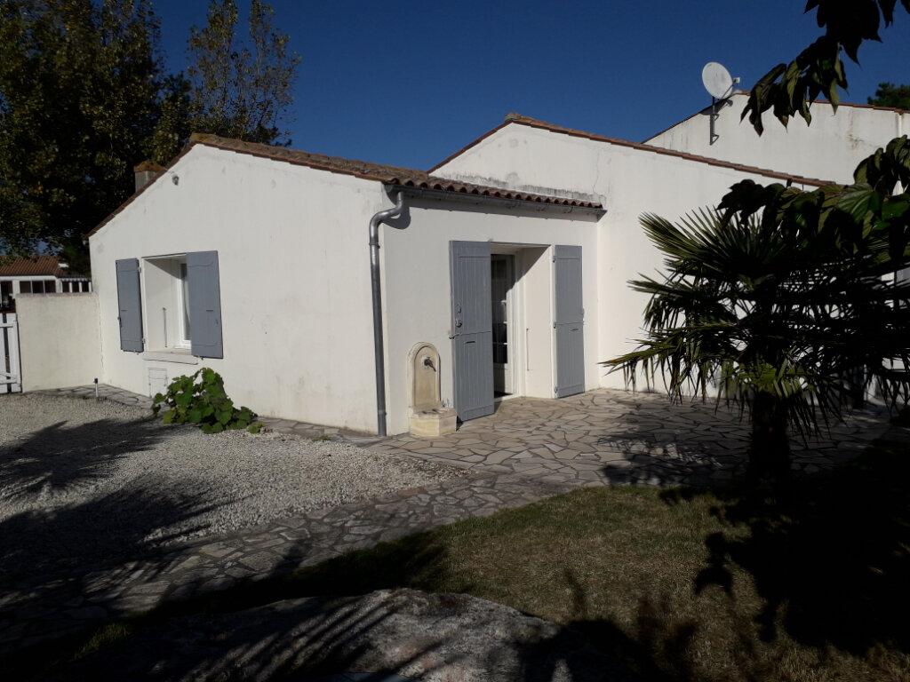 Maison à vendre 3 74m2 à Saint-Georges-d'Oléron vignette-1