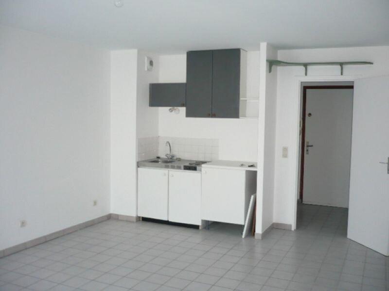 Appartement à louer 1 29.25m2 à Antony vignette-1