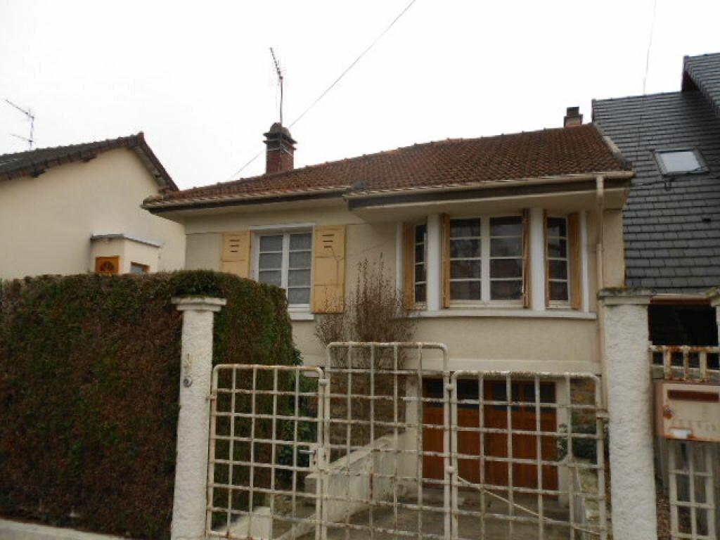 Maison à vendre 4 72m2 à Sainte-Geneviève-des-Bois vignette-2