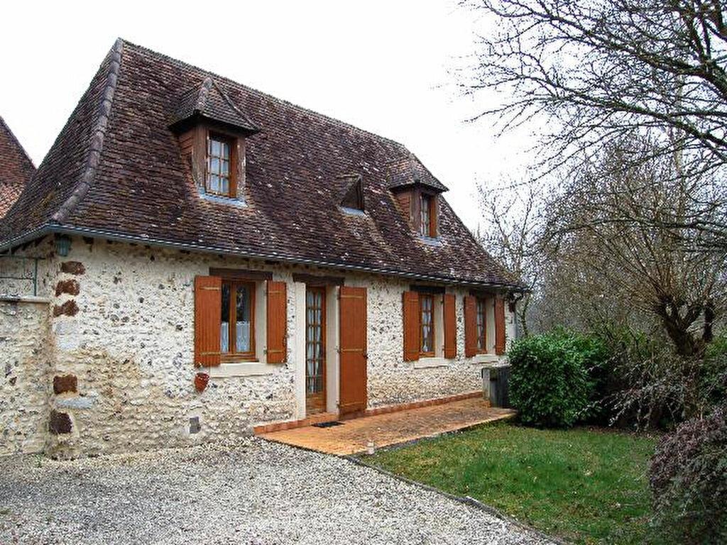 Maison à vendre 4 80m2 à Milhac-d'Auberoche vignette-1