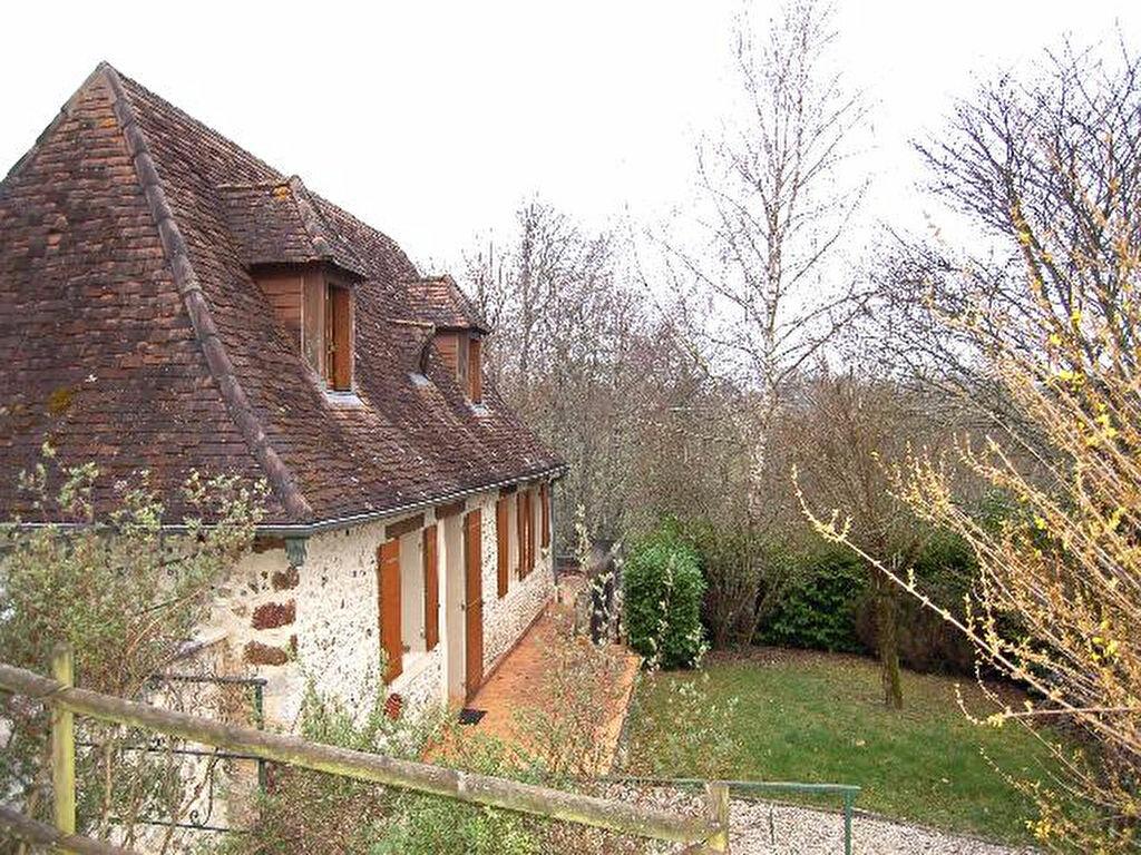 Maison à vendre 4 80m2 à Milhac-d'Auberoche vignette-2