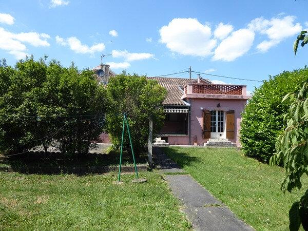 Maison à vendre 4 150m2 à Saint-Astier vignette-1