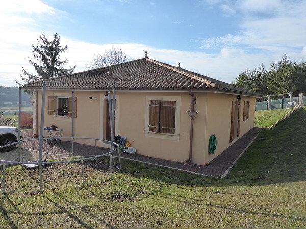 Maison à vendre 4 105m2 à Léguillac-de-l'Auche vignette-2