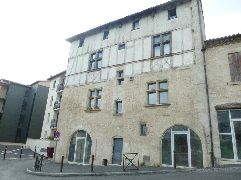 Appartement à louer 2 38.57m2 à Périgueux vignette-1