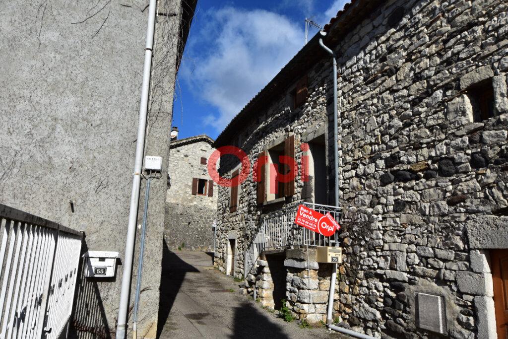Maison à vendre 4 57m2 à Lavilledieu vignette-1