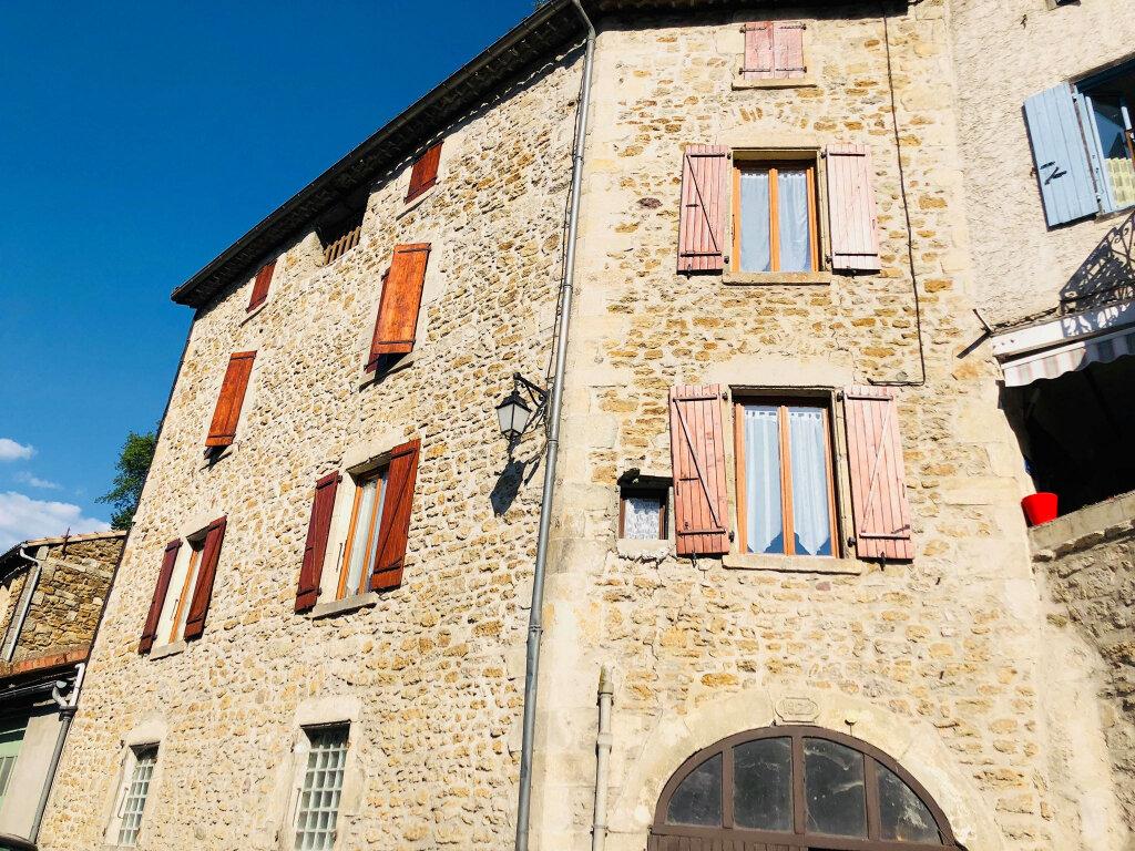 Maison à vendre 4 182m2 à Largentière vignette-1