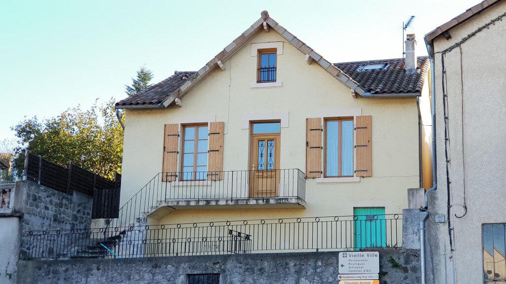 Maison à vendre 5 98m2 à Joyeuse vignette-1