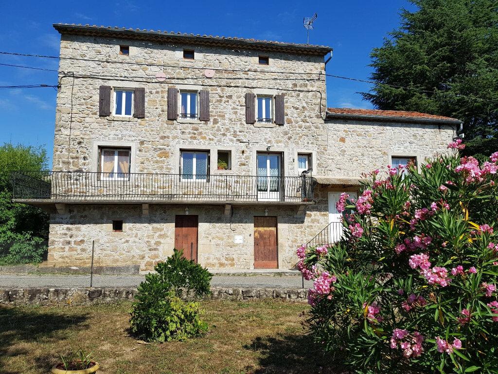 Maison à vendre 5 110m2 à Saint-Genest-de-Beauzon vignette-2