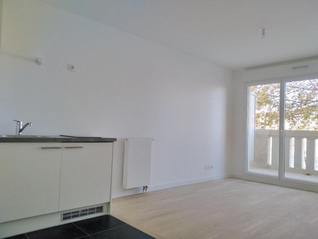 Appartement à louer 2 40.23m2 à Châtenay-Malabry vignette-2
