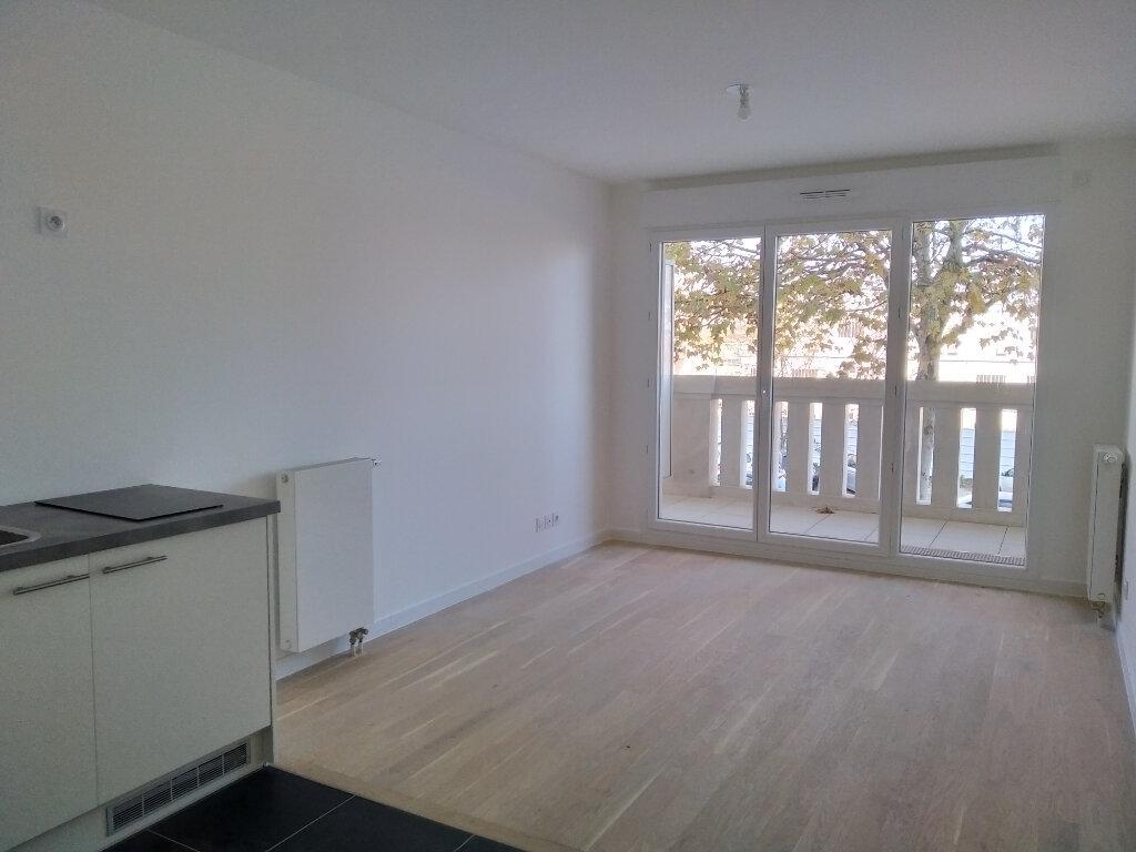 Appartement à louer 2 40.23m2 à Châtenay-Malabry vignette-7