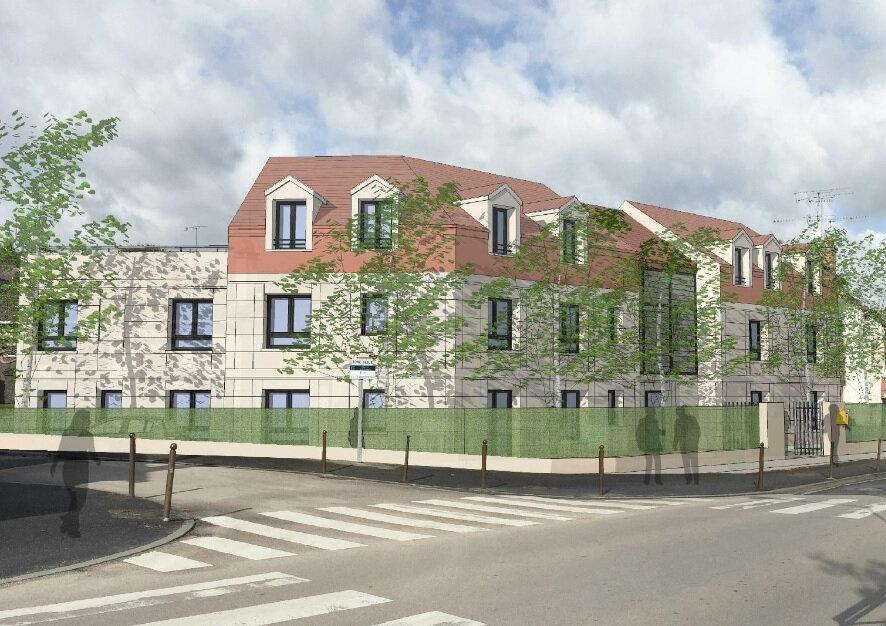 Appartement à vendre 4 98.5m2 à Gif-sur-Yvette vignette-1