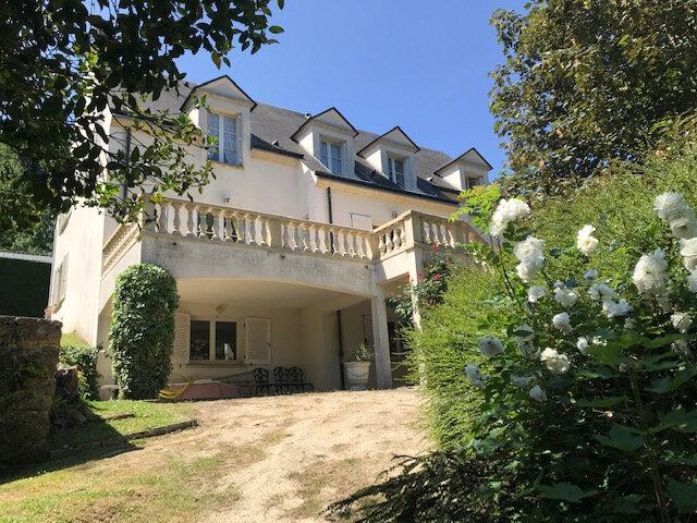 Maison à vendre 9 225m2 à Bures-sur-Yvette vignette-1