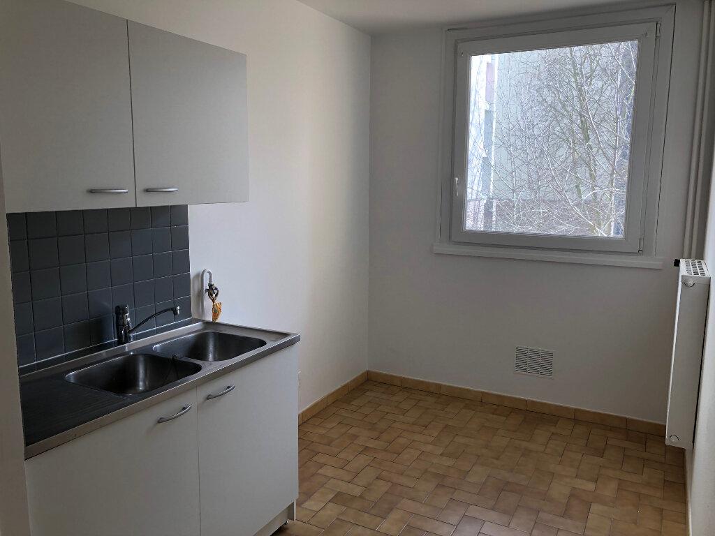 Appartement à louer 3 62.54m2 à Les Ulis vignette-1