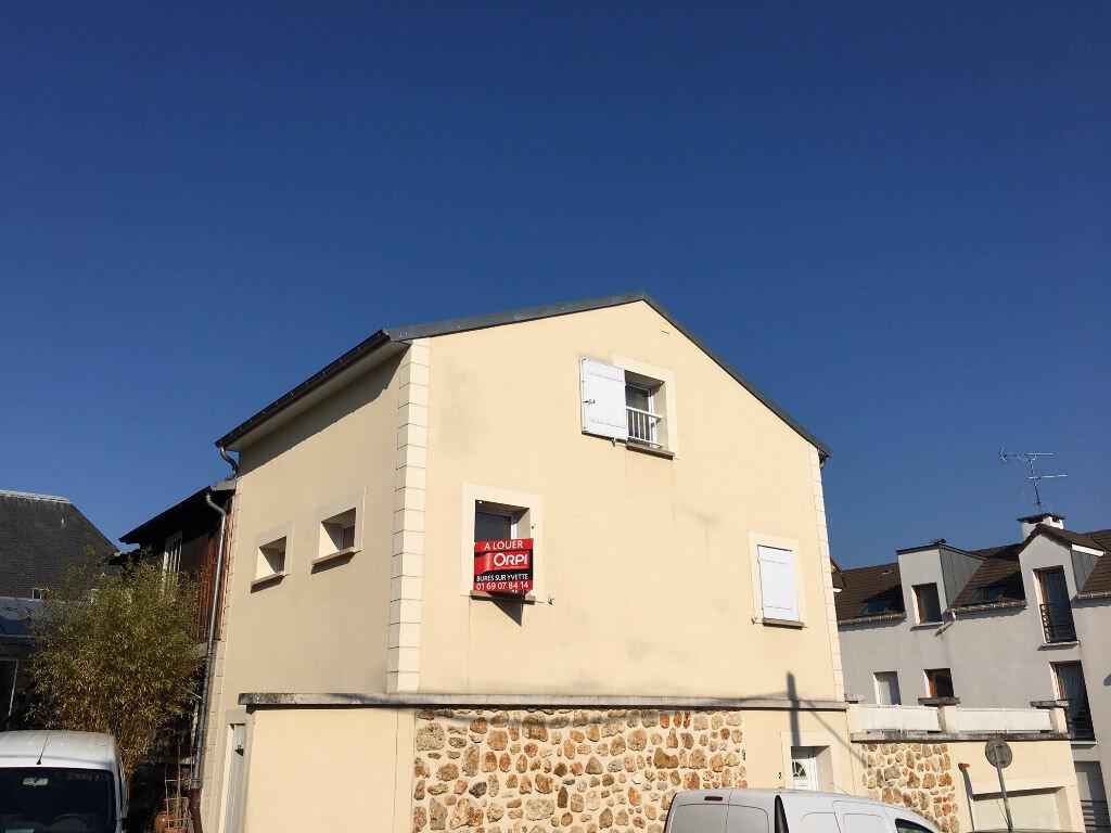 Appartement à louer 1 10.49m2 à Bures-sur-Yvette vignette-1