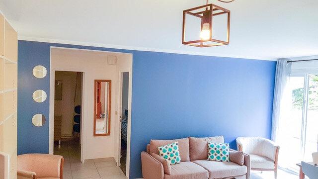 Appartement à louer 2 42.35m2 à Bures-sur-Yvette vignette-7