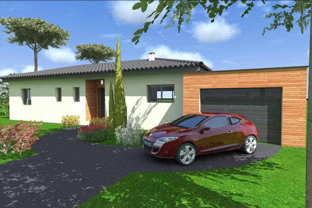 Maison à vendre 4 90m2 à Bonnut vignette-2