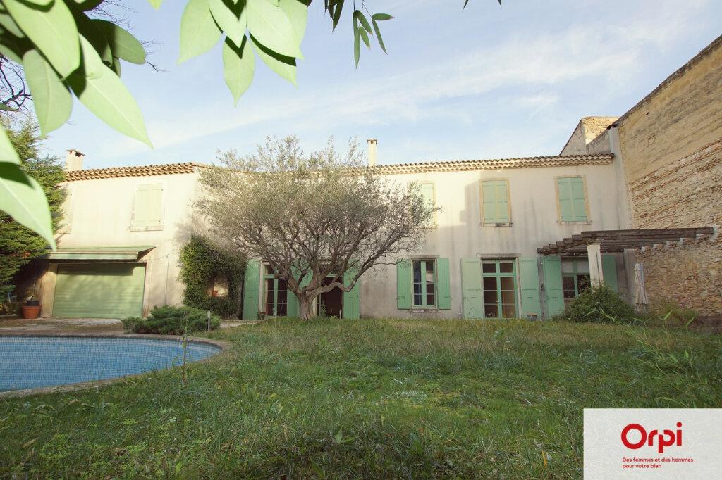 Maison à vendre 8 400m2 à Vergèze vignette-3
