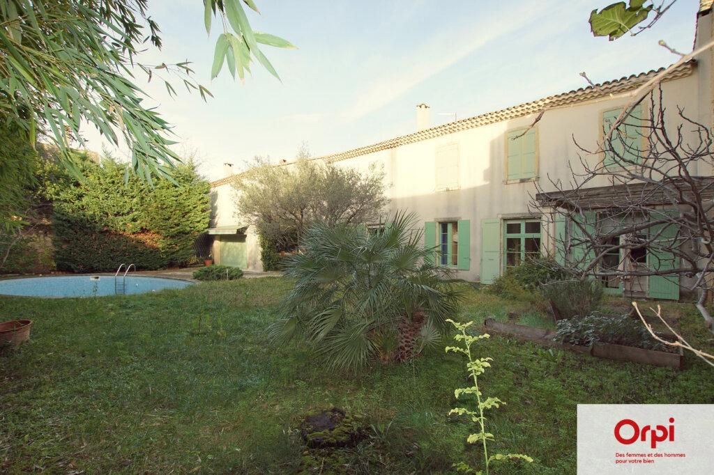 Maison à vendre 8 400m2 à Vergèze vignette-7