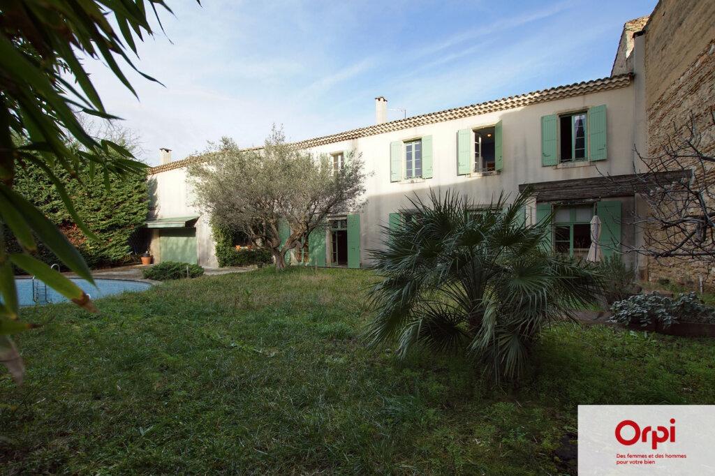 Maison à vendre 8 400m2 à Vergèze vignette-16