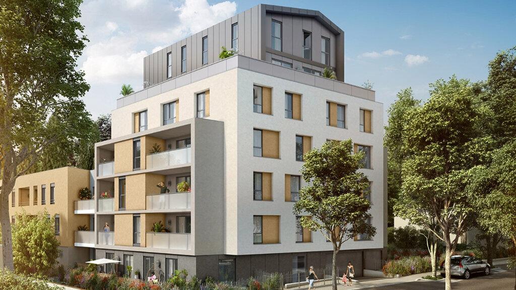 Appartement à vendre 3 56.27m2 à Montpellier vignette-4