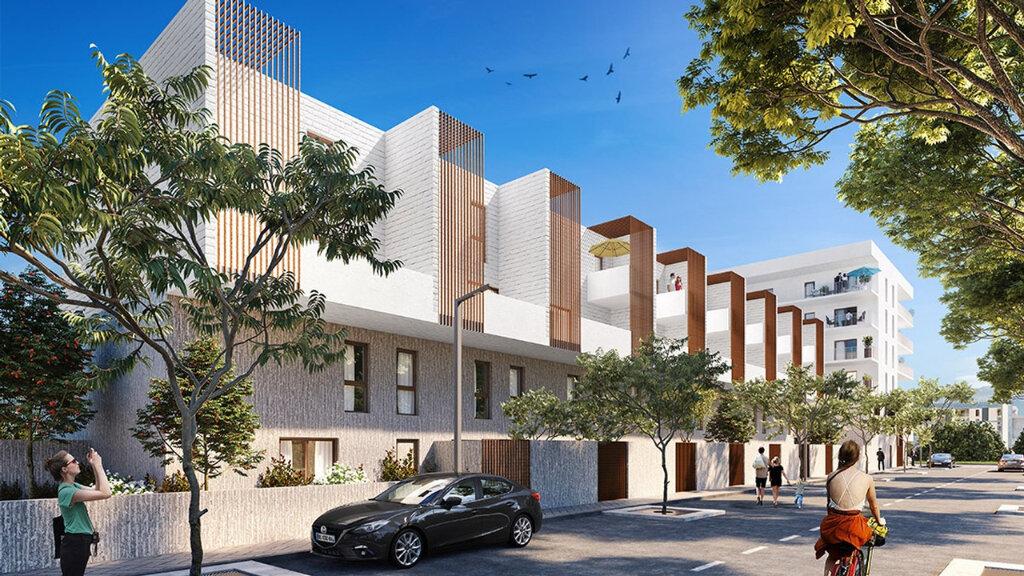 Appartement à vendre 3 55.8m2 à Montpellier vignette-1