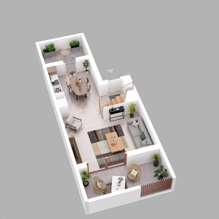 Appartement à vendre 3 55.8m2 à Montpellier vignette-2