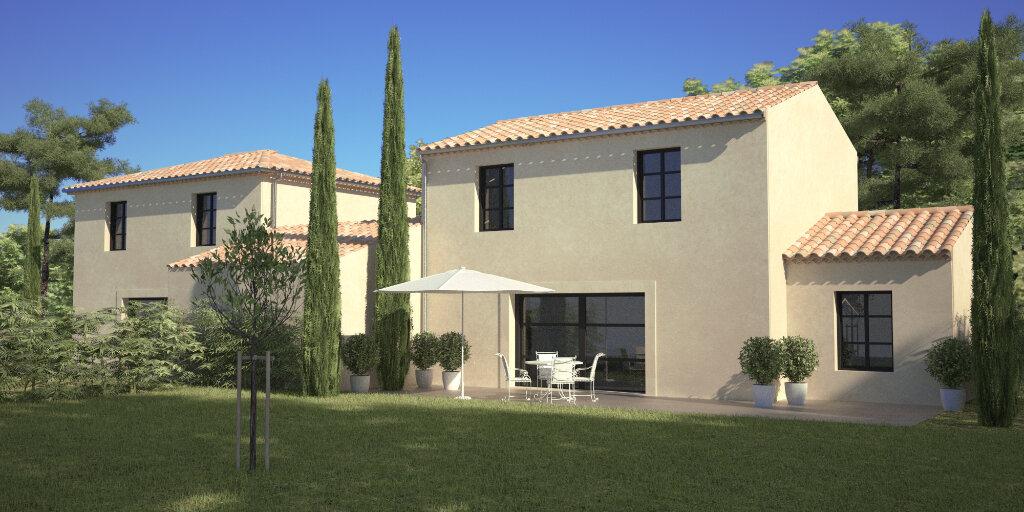 Maison à vendre 5 101.6m2 à Lunel vignette-1