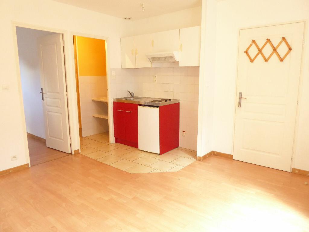Appartement à louer 2 24.55m2 à Limoges vignette-1