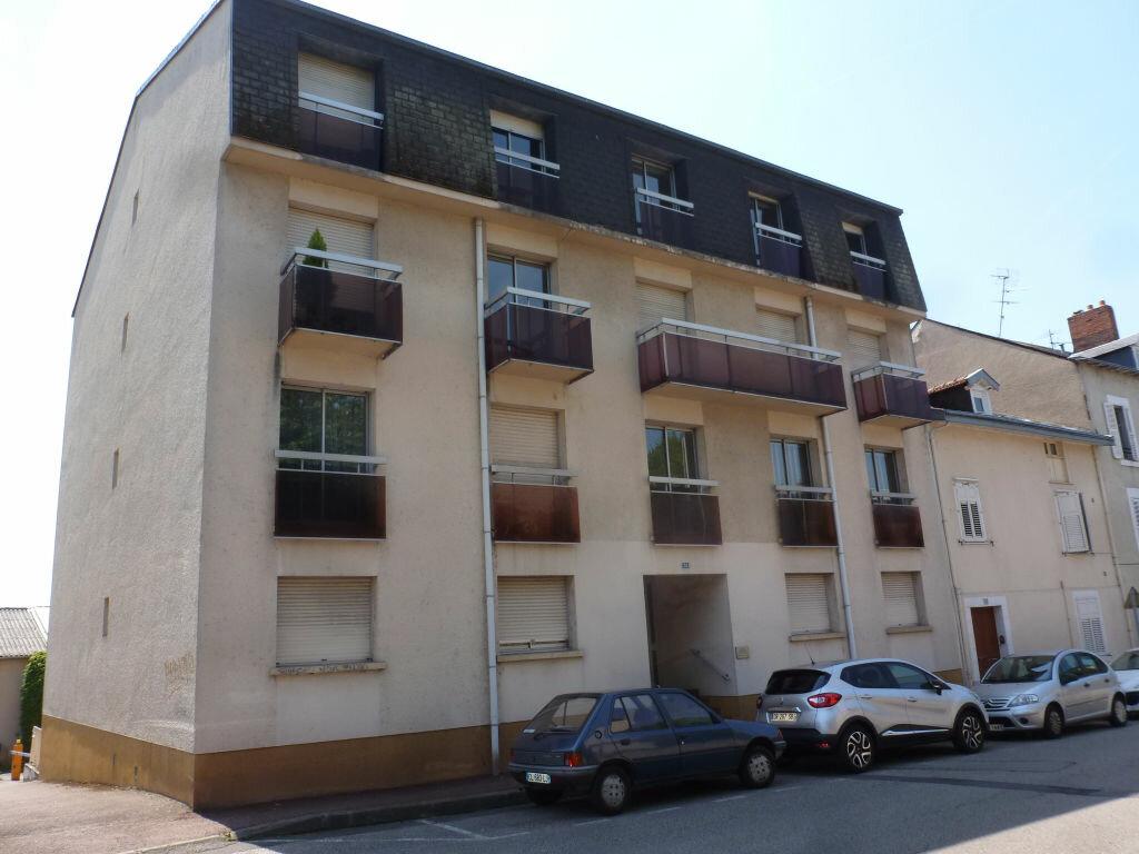 Appartement à louer 1 21.88m2 à Limoges vignette-4