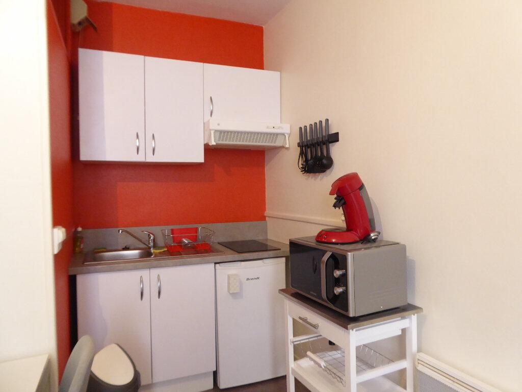 Appartement à louer 1 23.3m2 à Limoges vignette-2