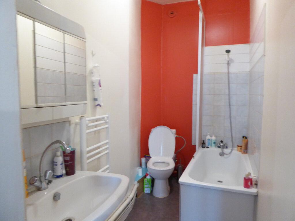 Appartement à louer 1 23.3m2 à Limoges vignette-3