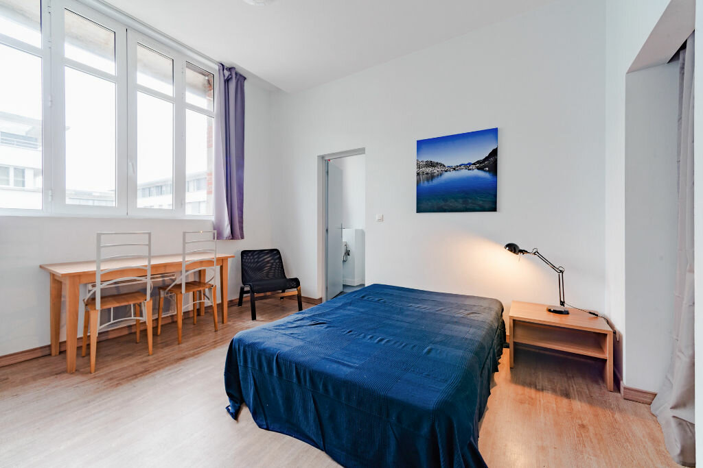 Appartement à louer 1 19.7m2 à Limoges vignette-1