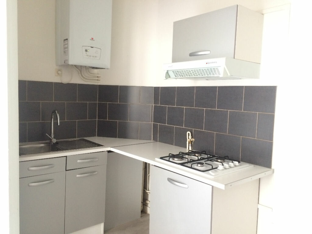 Appartement à louer 2 37.02m2 à Limoges vignette-1