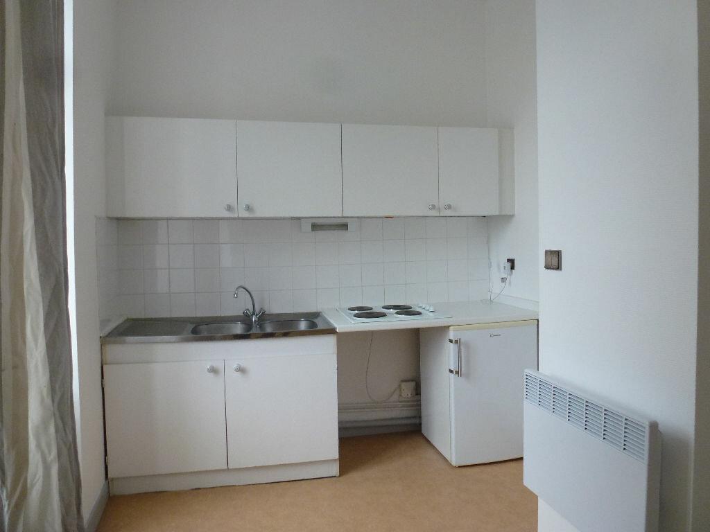 Appartement à louer 1 25.74m2 à Limoges vignette-1