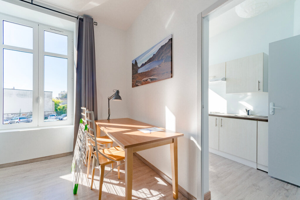 Appartement à louer 1 26.56m2 à Limoges vignette-5