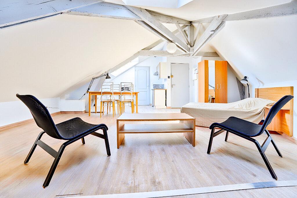 Appartement à louer 1 18.63m2 à Limoges vignette-1