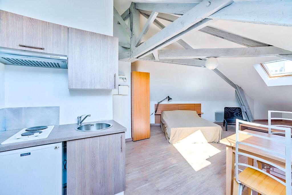 Appartement à louer 1 18.63m2 à Limoges vignette-2