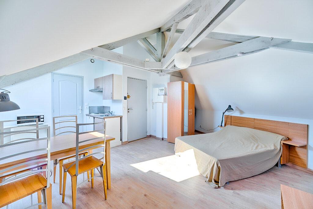 Appartement à louer 1 18.63m2 à Limoges vignette-3